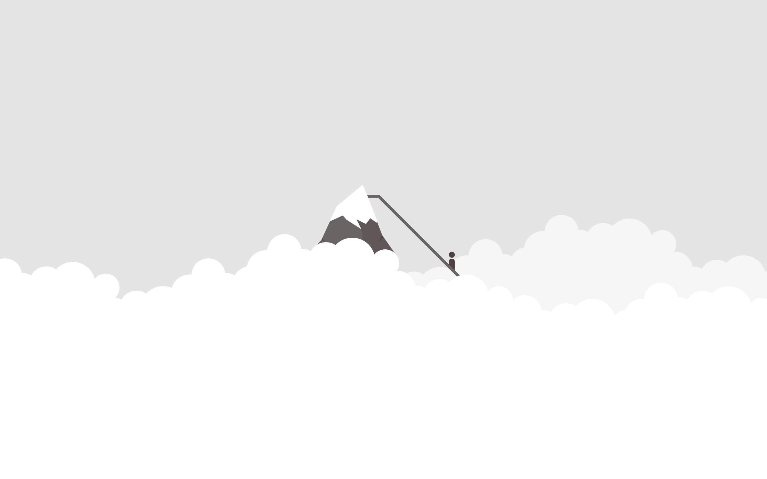 Everest Minimalist Wallpaper Light Minimalist Wallpaper Minimal Wallpaper Cool Wallpapers For Phones