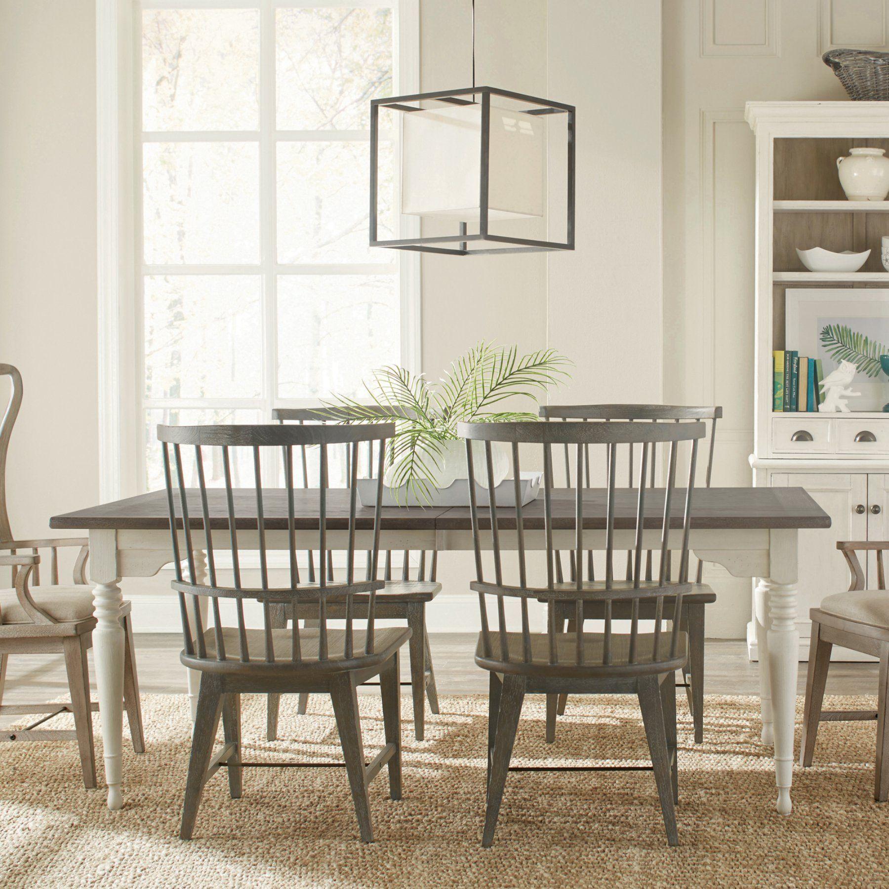Riverside Furniture Juniper Rectangle Dining Table 44450