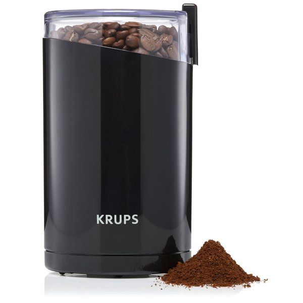 e2638db88 Krups Black Electric Spice and Coffee Grinder