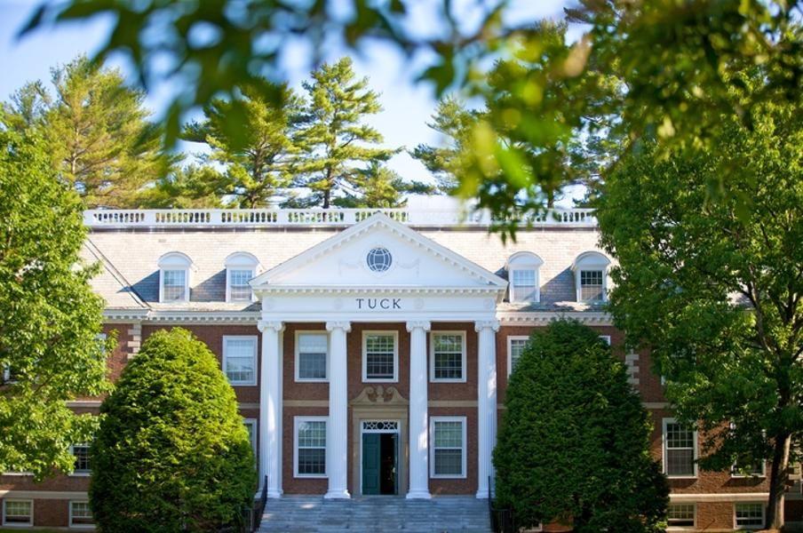 2 Dartmouth (Tuck) Dartmouth college, Dartmouth