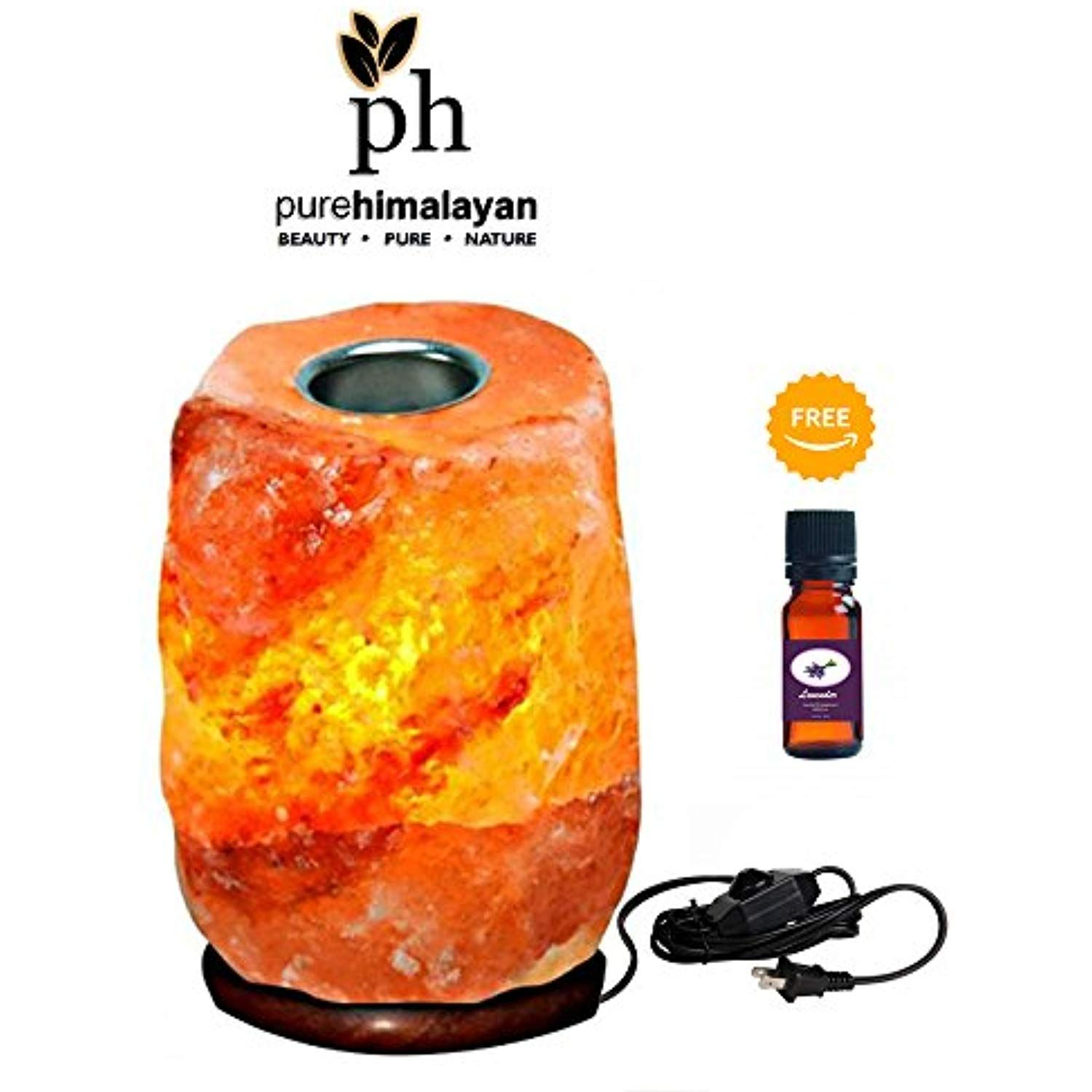 Himalayan Aroma Salt Lamp You Can Find Out More Details At The Link Of The Image This Is An Affiliate Lin Salt Lamp Lighting Ceiling Fans Pure Products
