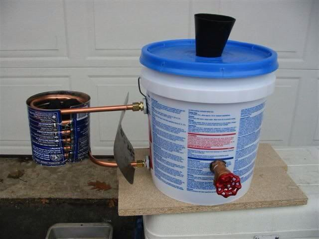 Primitive Hot Water Device For Camping Portable Water Heater Charcoal Water Water Heater