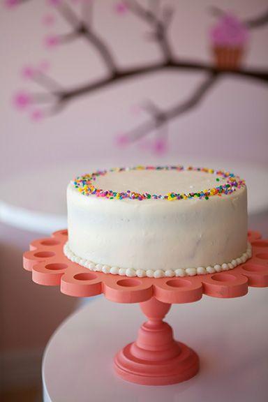 Tu Lus Gluten Free Birthday Cake