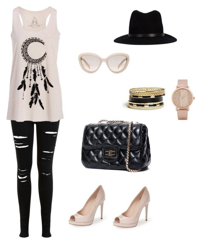 """""""Untitled #1"""" by stith-kiana ❤ liked on Polyvore"""