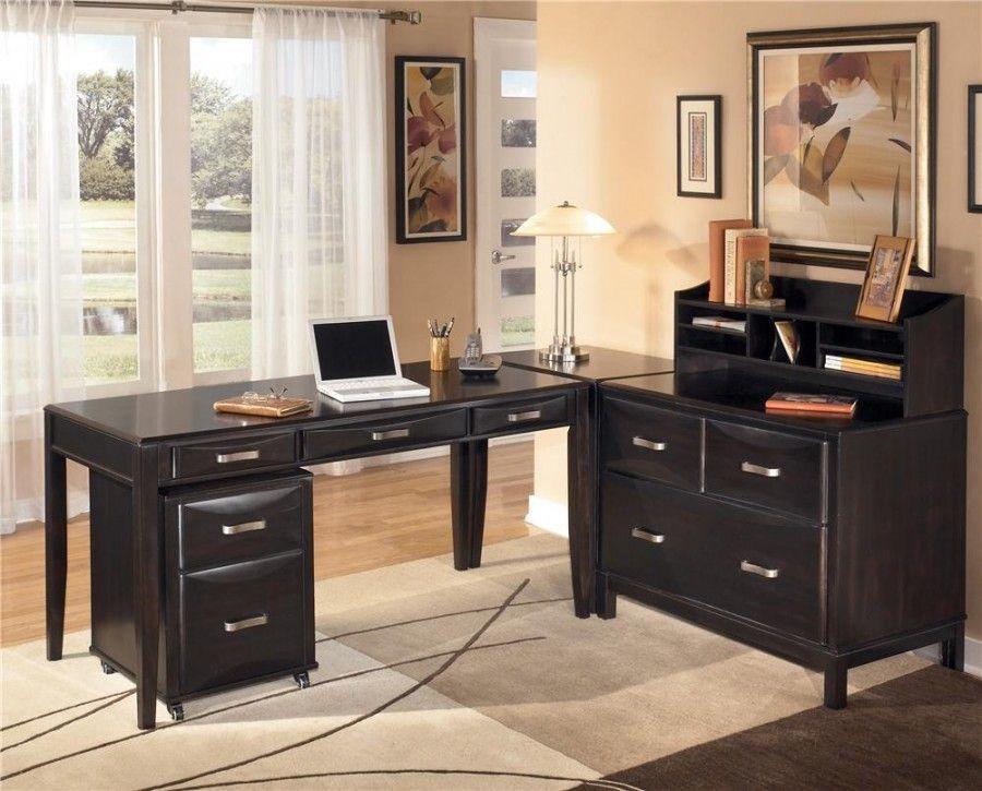 Smart Ashley Furniture Desk Home Office Furniture Love This For Bonus Room John Modular Home Office Furniture Office Furniture Design Home Office Furniture