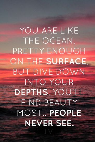 Quotes About Inner Beauty Unique Your Inner Beauty Selfie Quote Santhosh Pinterest Alan Watts