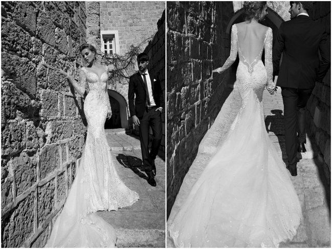 c4e7b9414163 Galia Lahav Wedding Dress - Navona Gown Long Sleeves & Backless || Worldwide  Collection Premiere: Galia Lahav's Much Anticipated La Dolce Vita {Part 2}