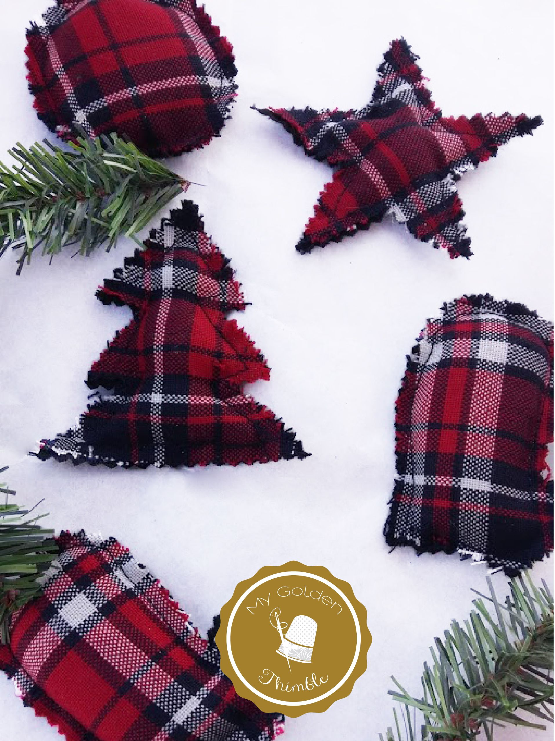 DIY Christmas Hand Warmers Free Sewing Pattern   Blogger Crafts We ...