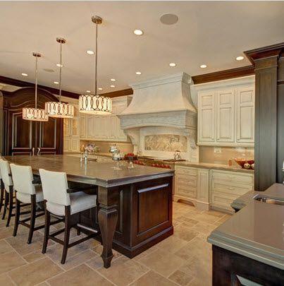 Dise os y tipos de pisos para cocina para que elijas el - Cocinas para pisos pequenos ...
