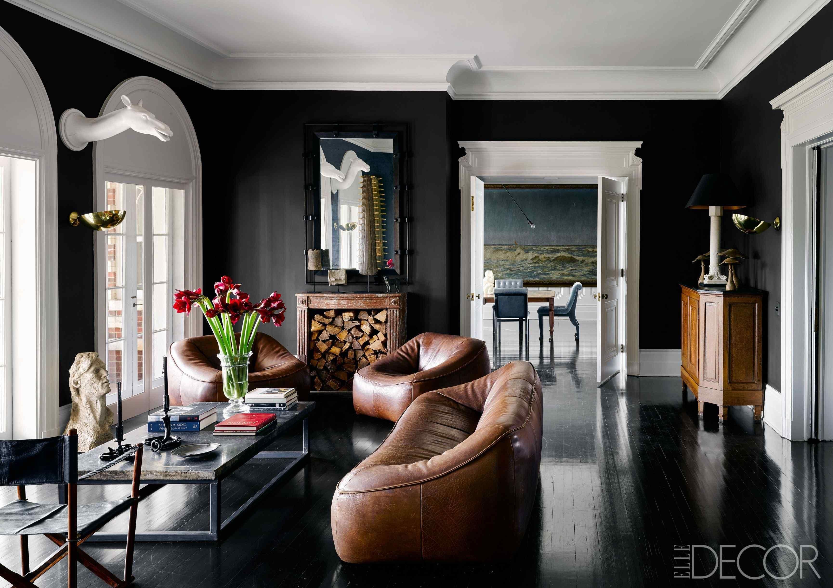 Black Interior Design New Black Interior Design Black Inte