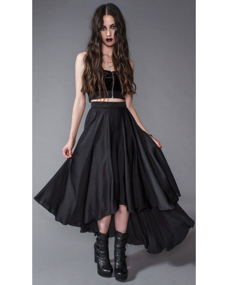 Plus size wedding dresses with red accents  A Haunting Skirt  My Style  Pinterest  Perfect dark Lip service