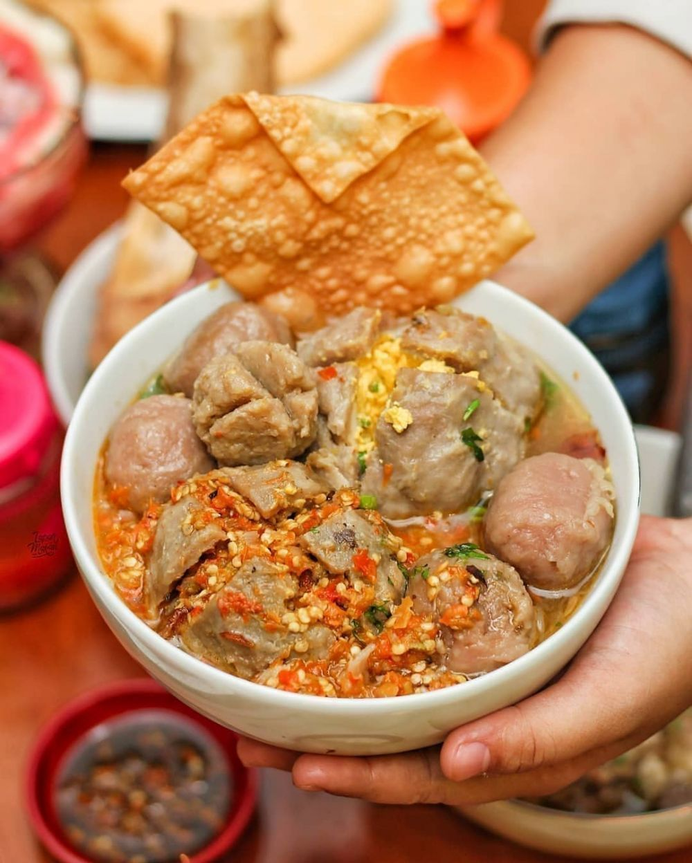 Resep Makanan Kaki Lima Berbagai Sumber Resep Makanan Makanan Makanan Dan Minuman