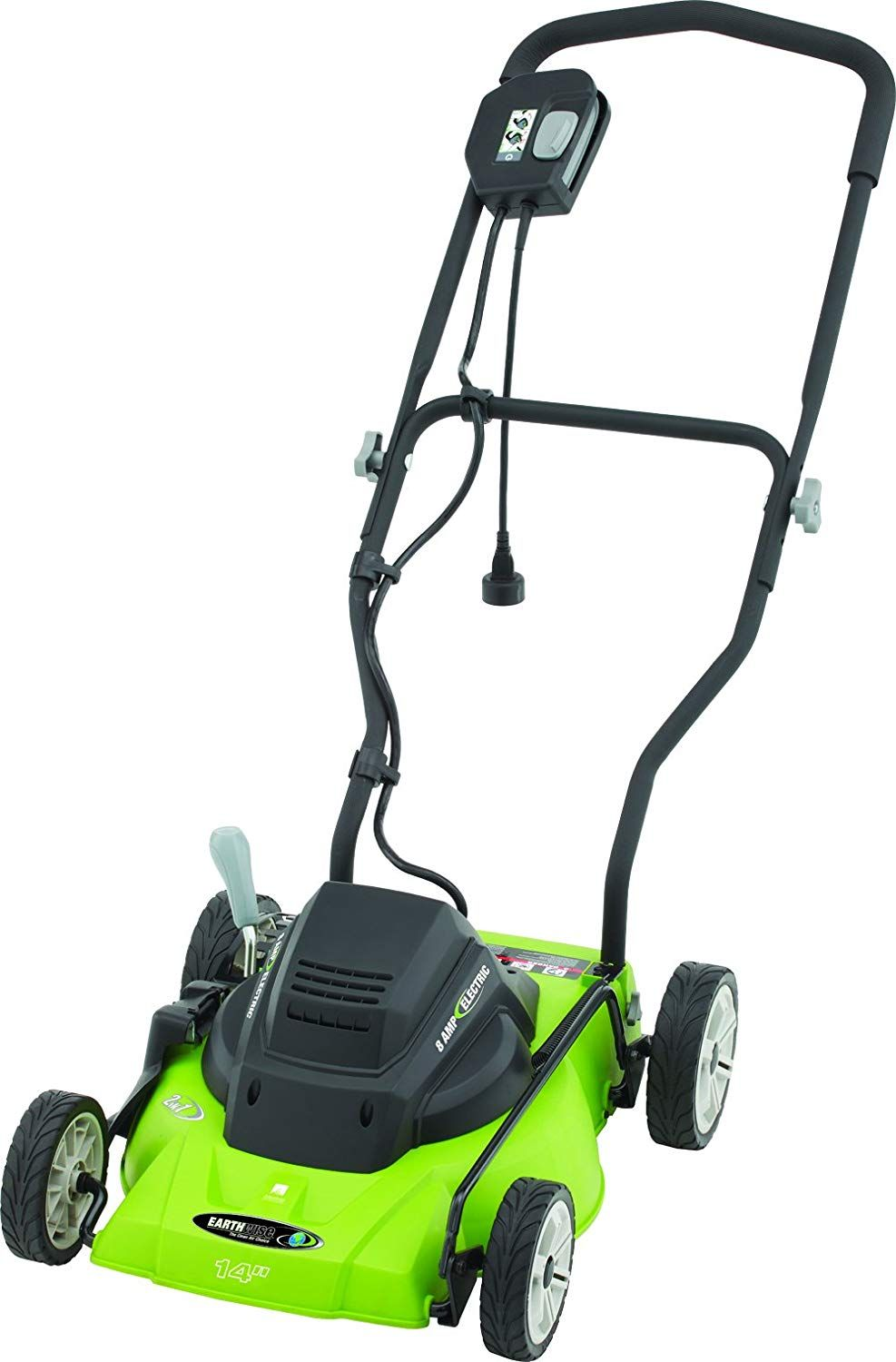 Best Corded Electric Lawn Mower Buying Guide Electric