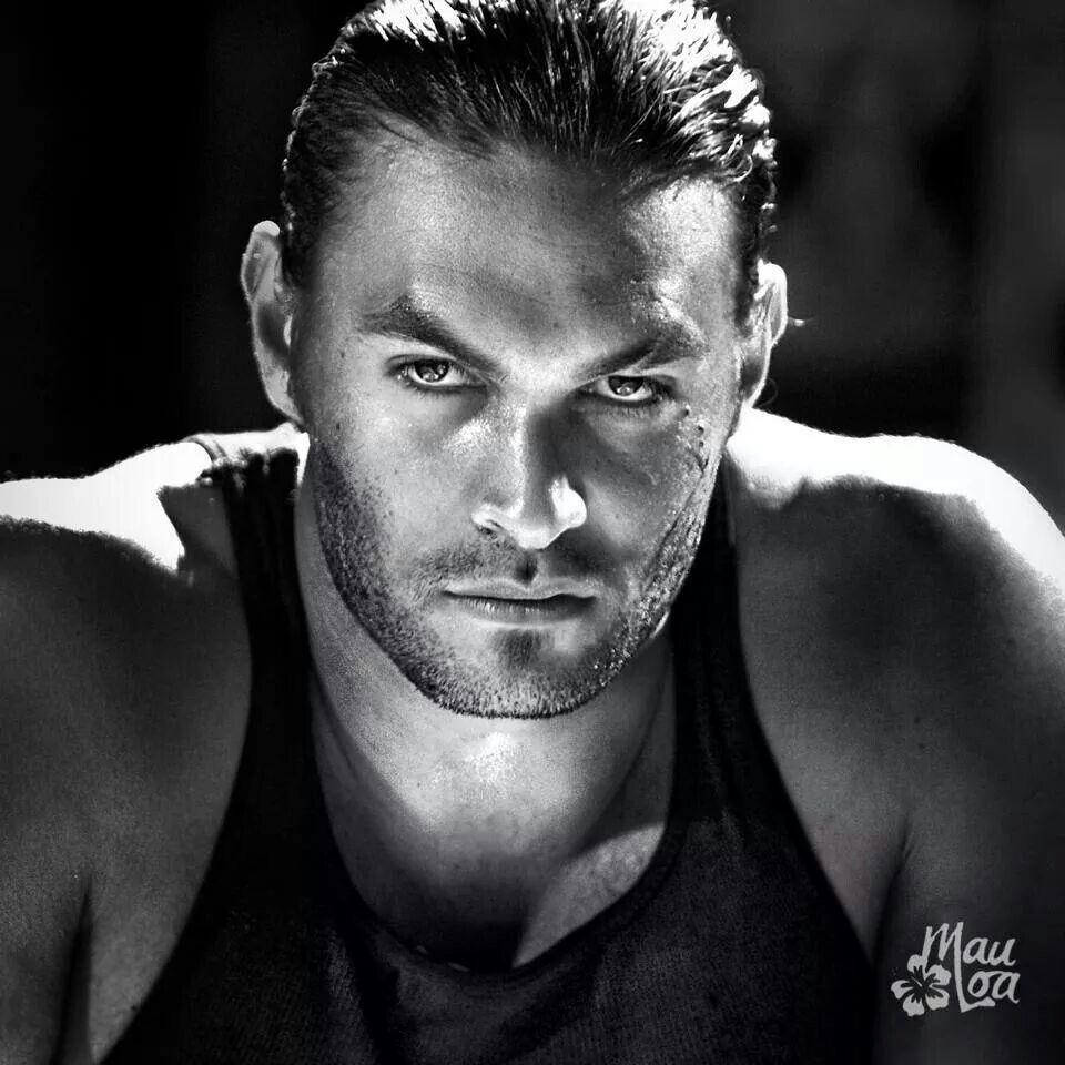 Gary Momoa: Jason Momoa As Ty Beckensale In Flirting With The Devil By