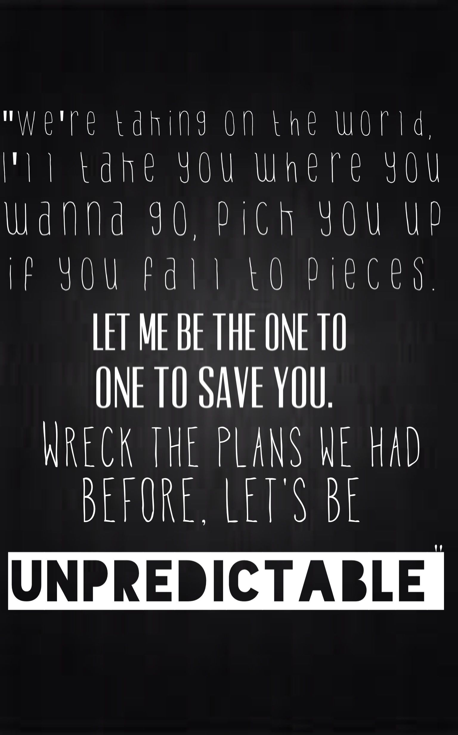 Silly Love Songs With Lyrics With Images 5sos Lyrics 5sos
