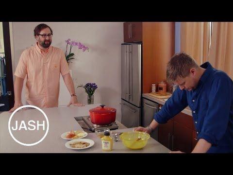 Tim S Kitchen Tips Episode 4 Youtube Kitchen Hacks Tips Honey Mustard Sauce