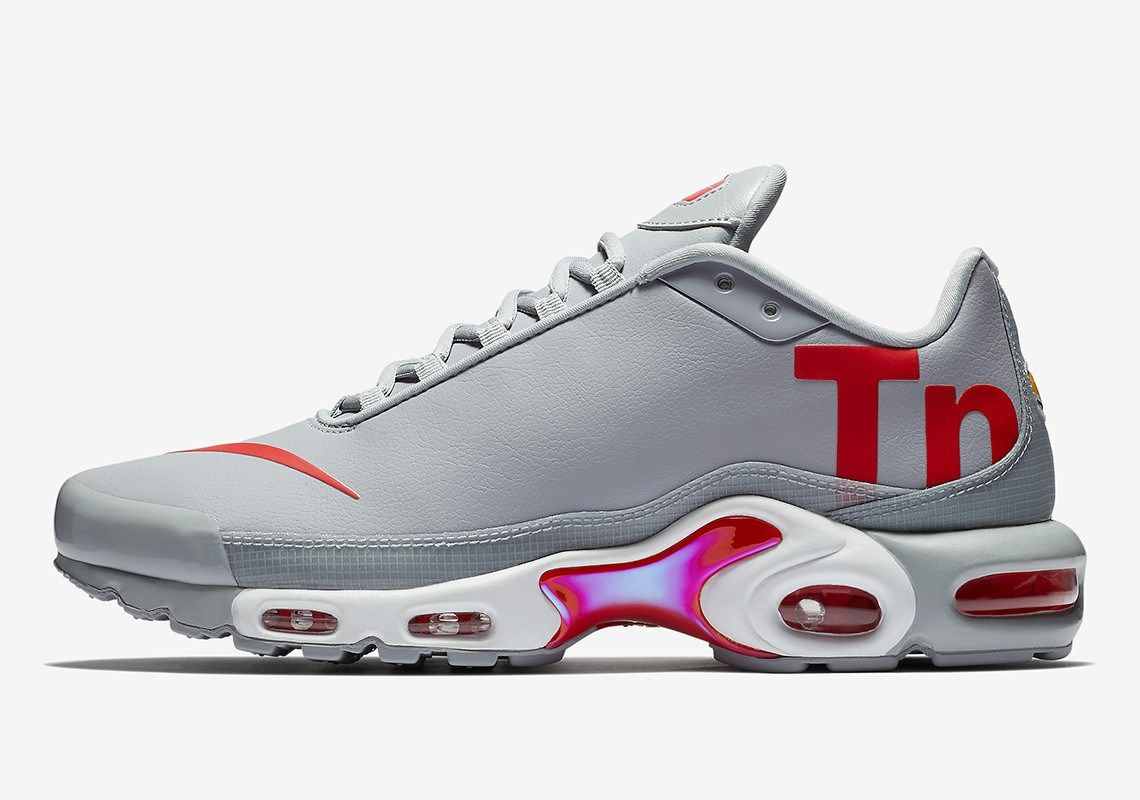 sports shoes 40bf3 344c6 Nike Air Max Plus to Release in Leather Edition - EU Kicks Sneaker Magazine