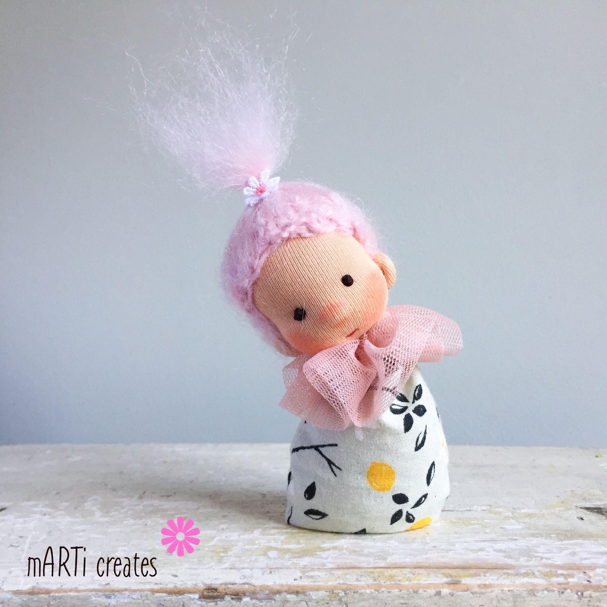 Lavender Sachet Dolly