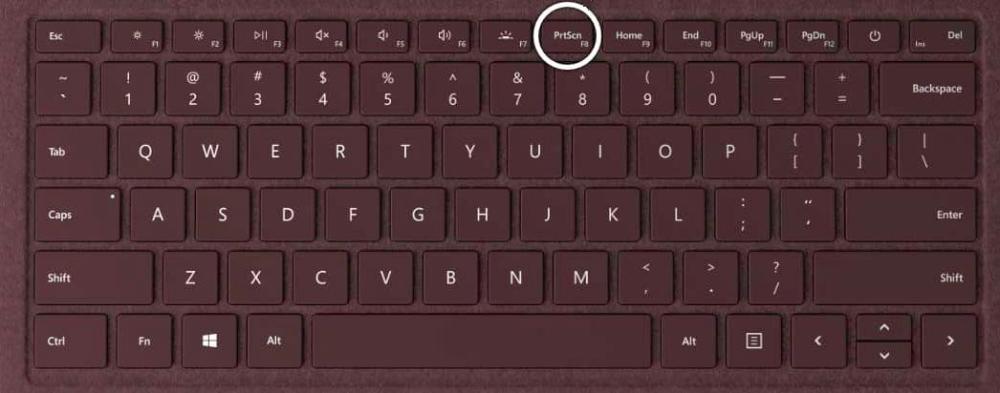 Machen mit laptop screenshot Screenshots auf
