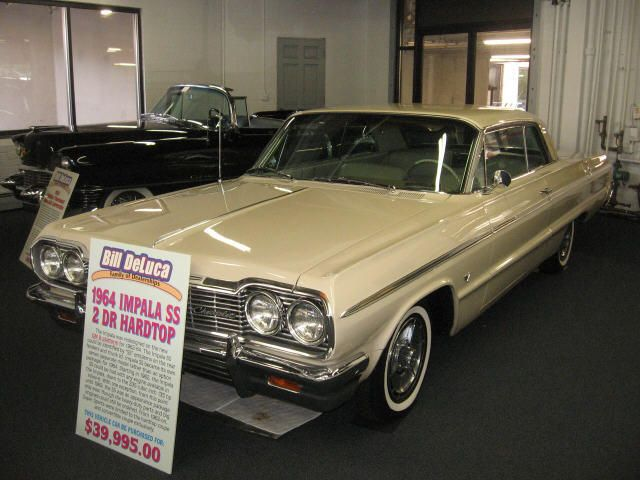 1964 Chevrolet Impala For Sale Classiccar Chevy Impala 64 Impala