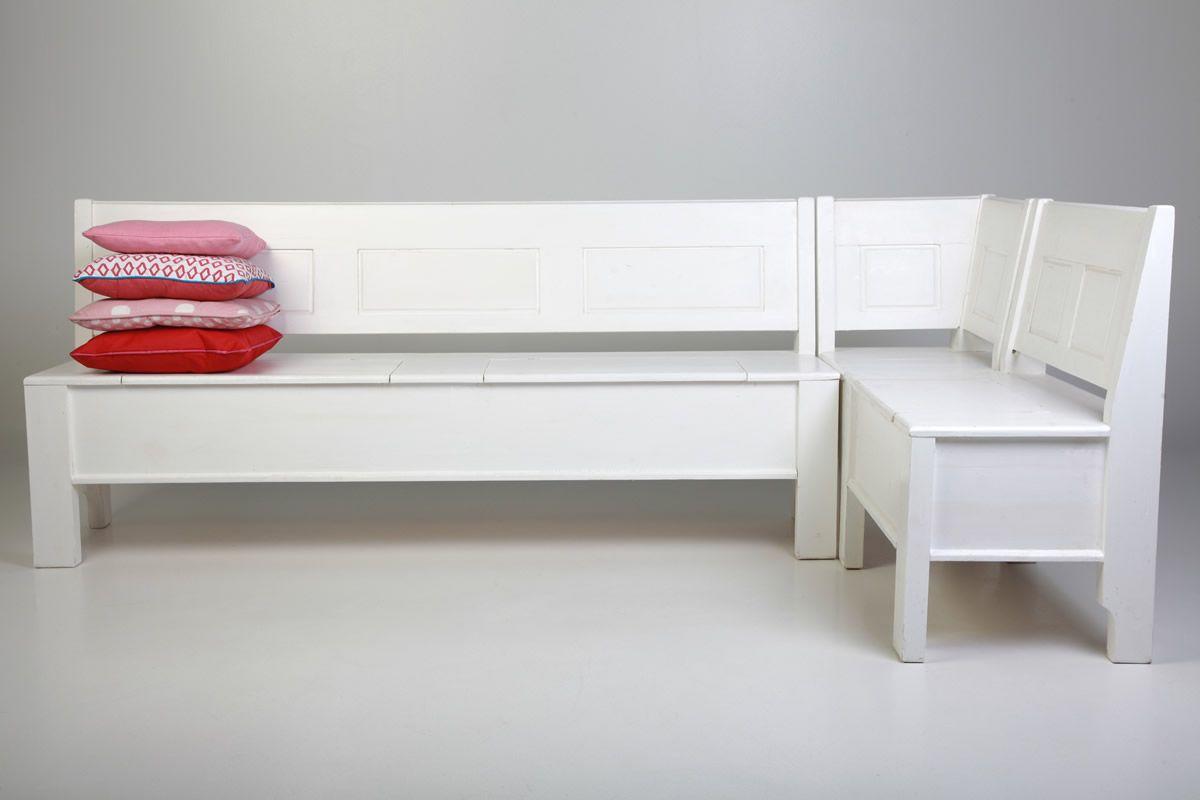 Hoek klepbank hoek klapbank type nora 3 delig verkrijgbaar in alle maatvoeringen van 130 x - Hoek sofa x ...