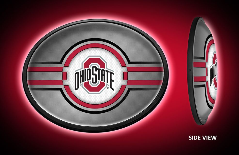 Sports & Outdoors Wall Banners Made in USA Shop Grimm Ohio State ...