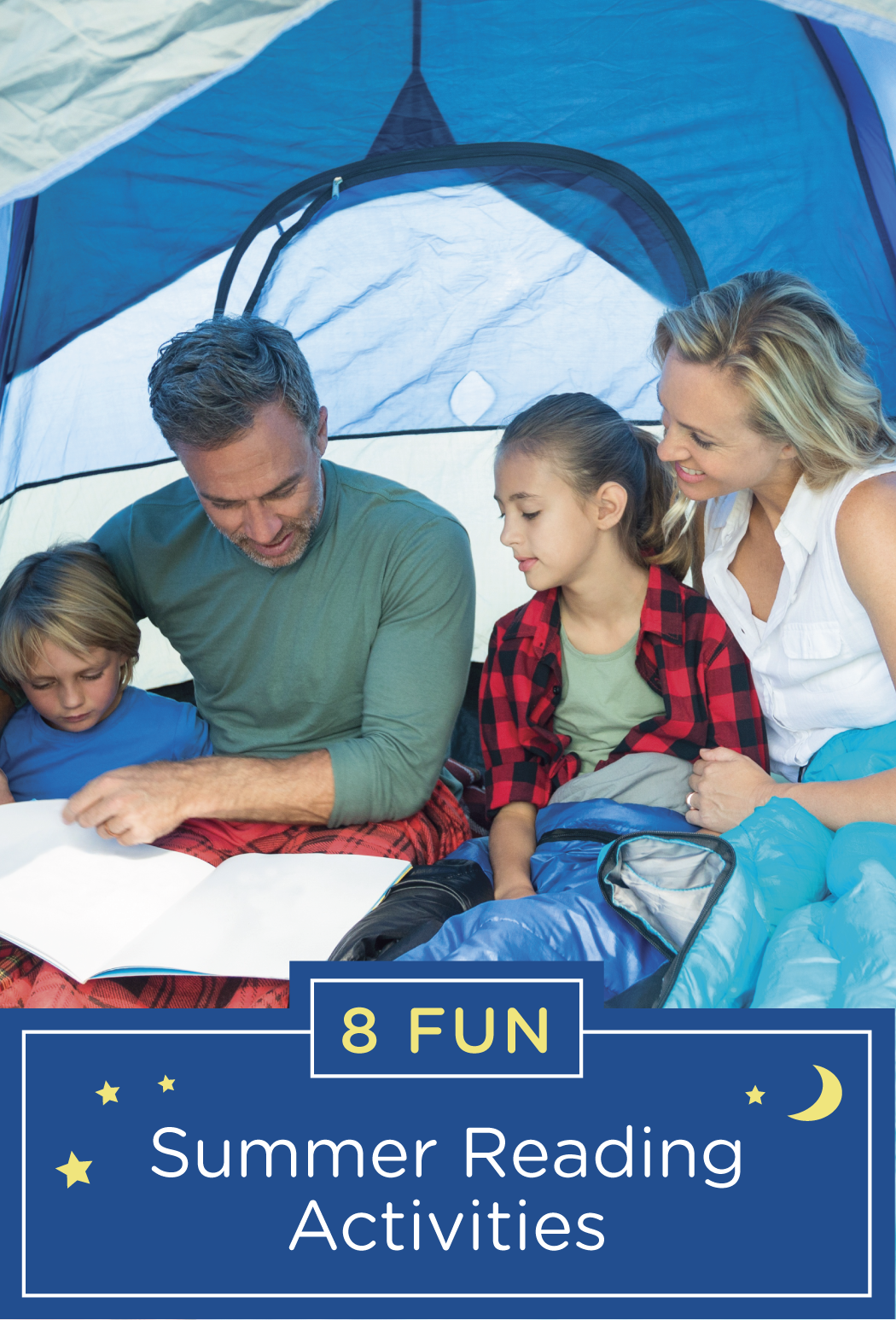 Summer Reading Activities For Kids And Families
