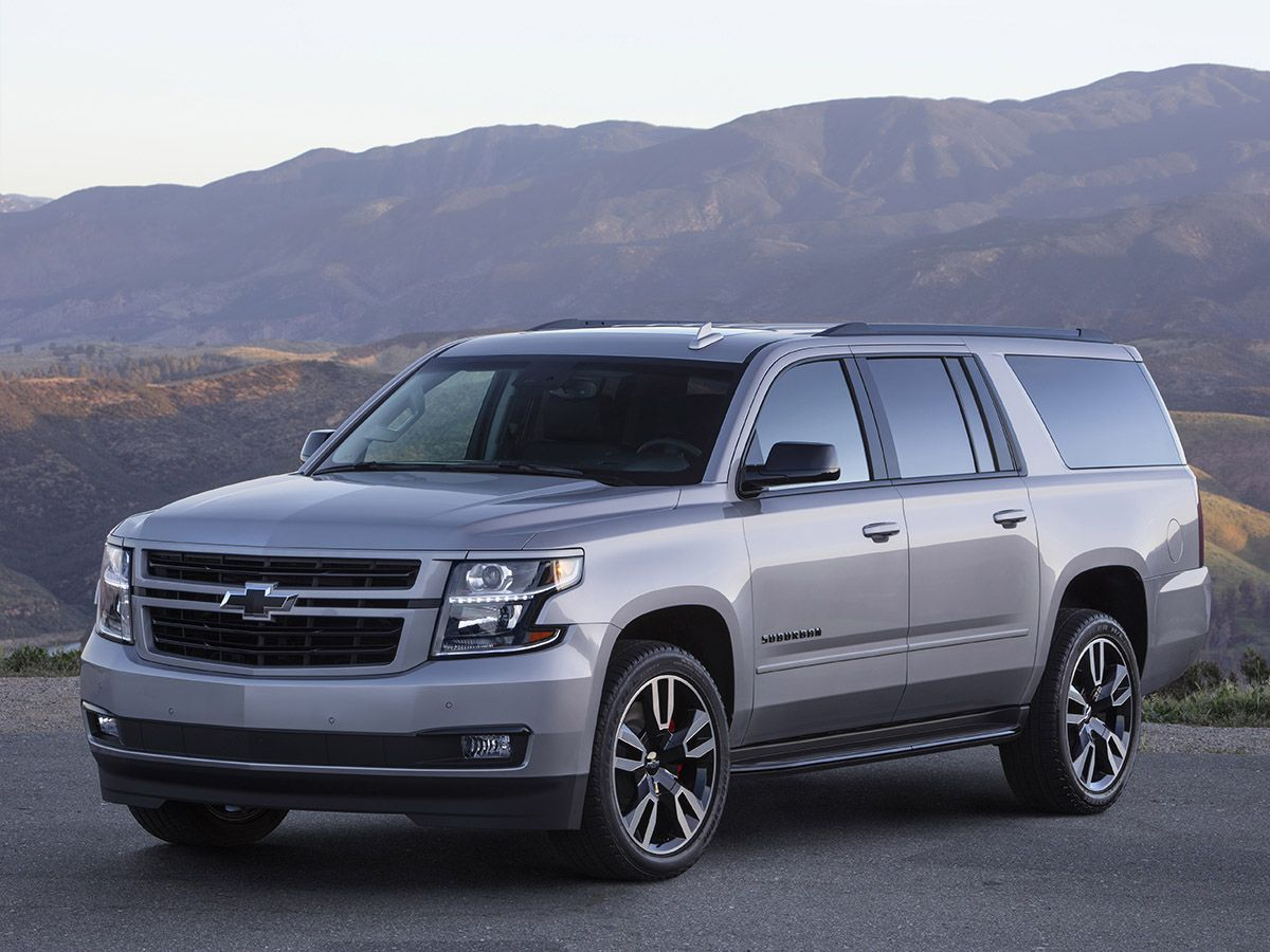 2019 Chevrolet Suburban Rst Performance Package Added Chevrolet