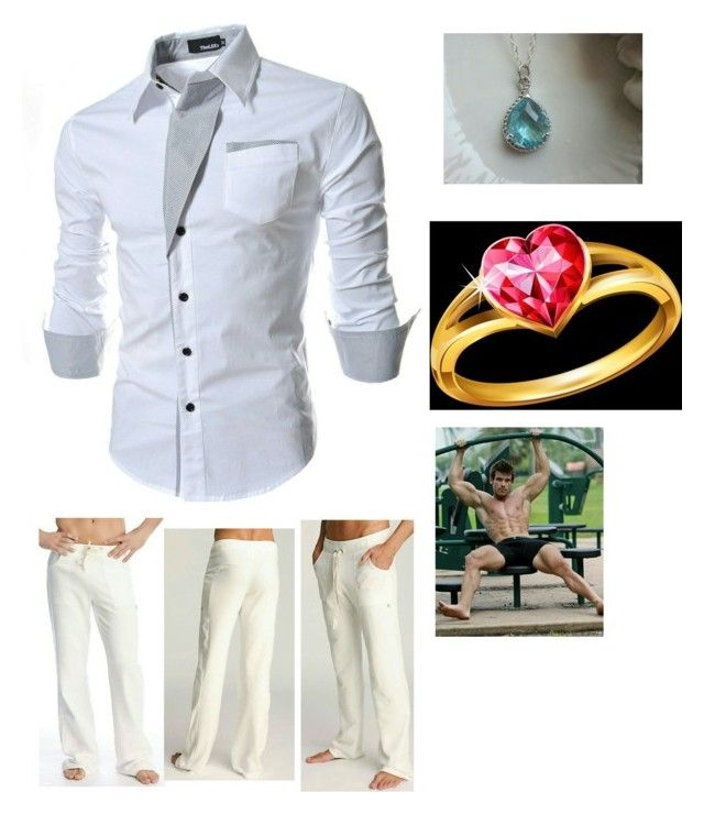 """Men's Nature Walk"" by rsh-a-cap-4-e on Polyvore featuring men's fashion and menswear"