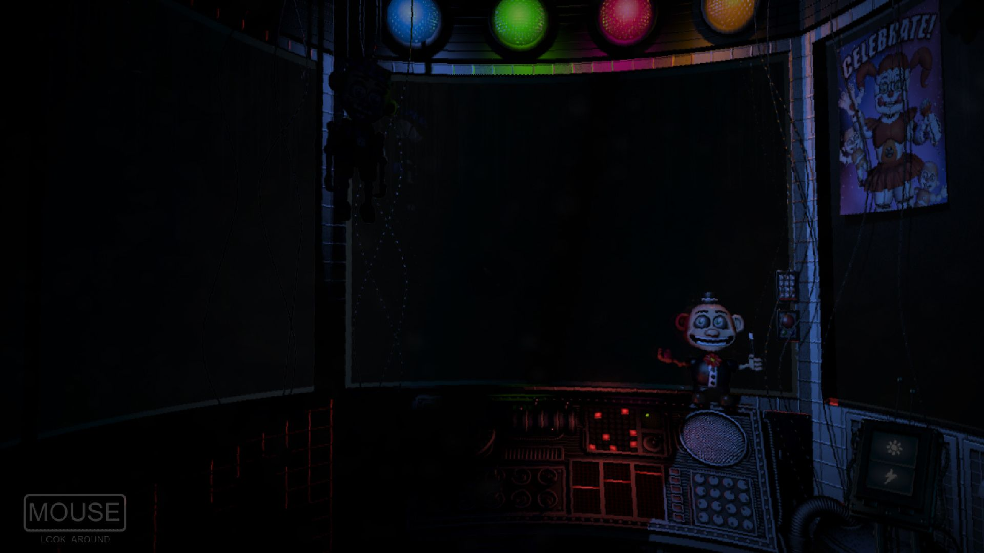 Five Nights At Freddyu0027s: Sister Location On Steam: By Scott Cawthon
