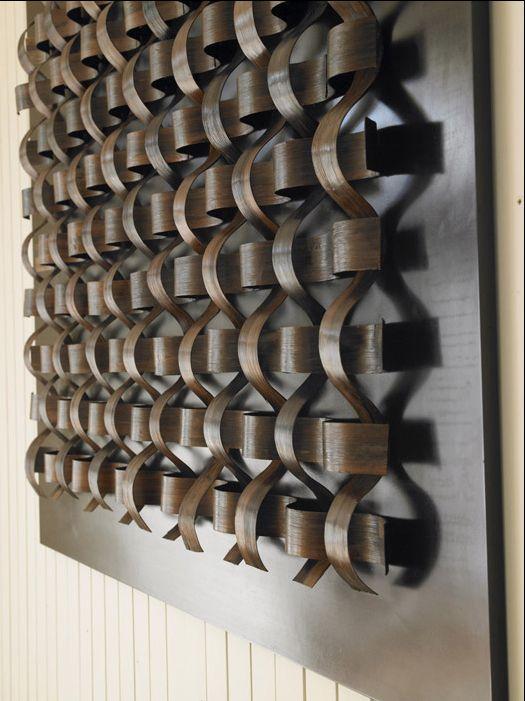 Habi Wall Decor Metal Tree Wall Art Metal Wall Sculpture Metal Wall Art Decor