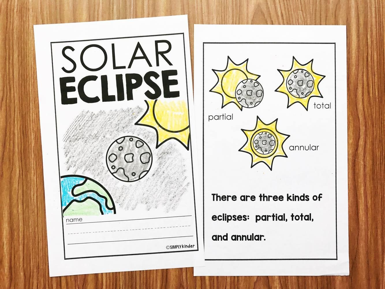 Eclipse Videos For Kids