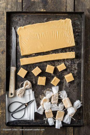 Das leckerste Karamell (Fudge) der Welt — foodphotolove