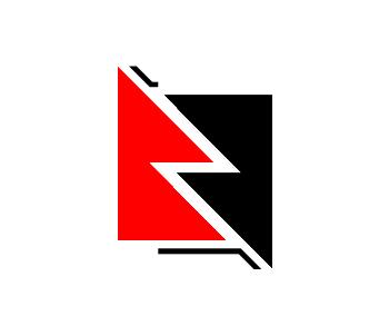 red black logo logok light logo pinterest logos rh pinterest com red and black square logo red and black logo designs