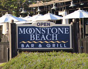 Moonstone Beach Bar Grill Oceanfront Restaurant Cambria Ca