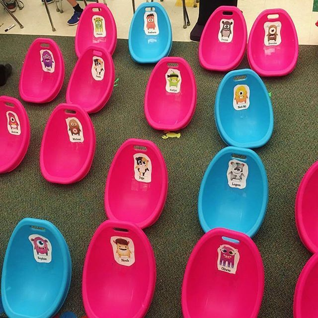 The Flexible Seating In Mrspriceskindergators Classroom