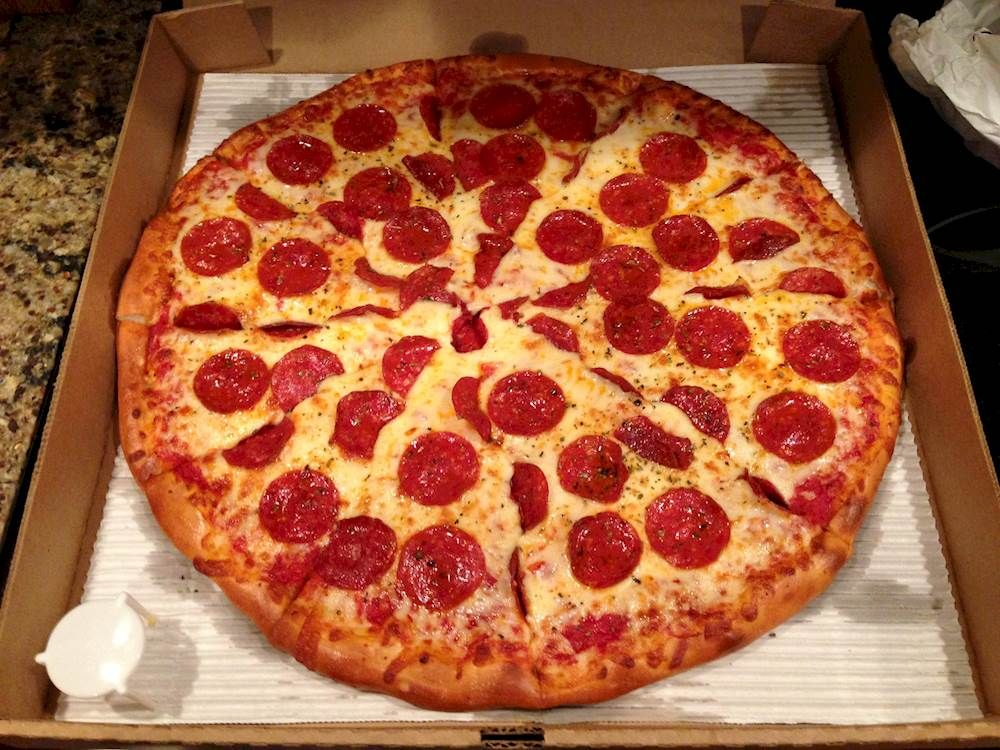 Why Pizza Is Better Than A Boyfriend Laughter is the