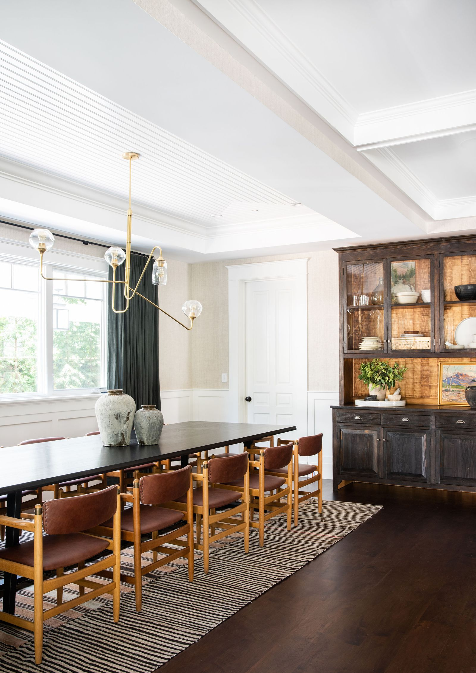 Stylish Living Room Ideas From Floral To Family Friendly Dining