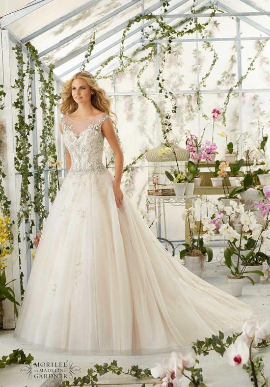Morilee by Madeline Gardner 2818 Ball Gown Wedding Dress | Beach ...