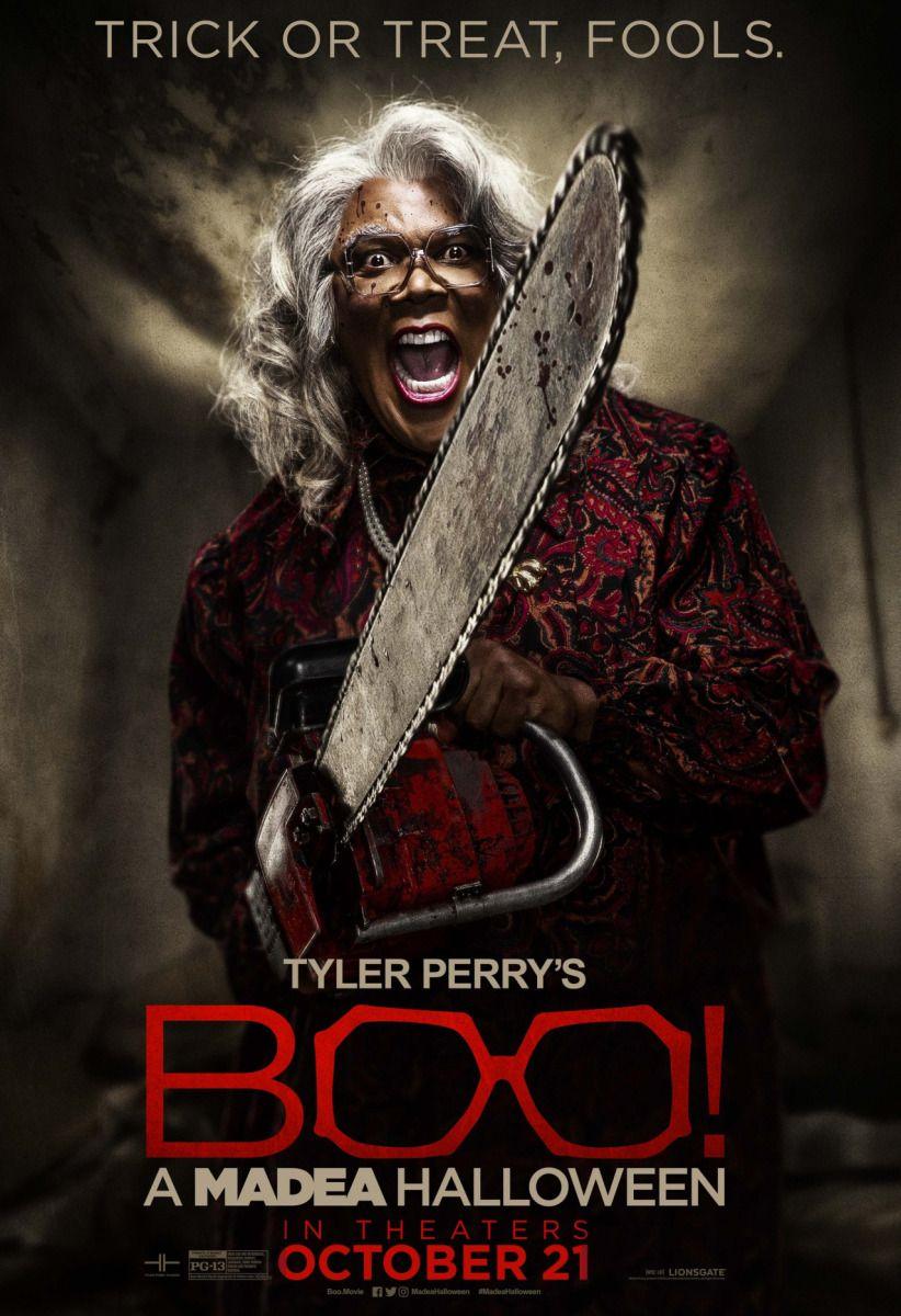 Boo! A Medea Halloween USA, 2016 reviews Madea