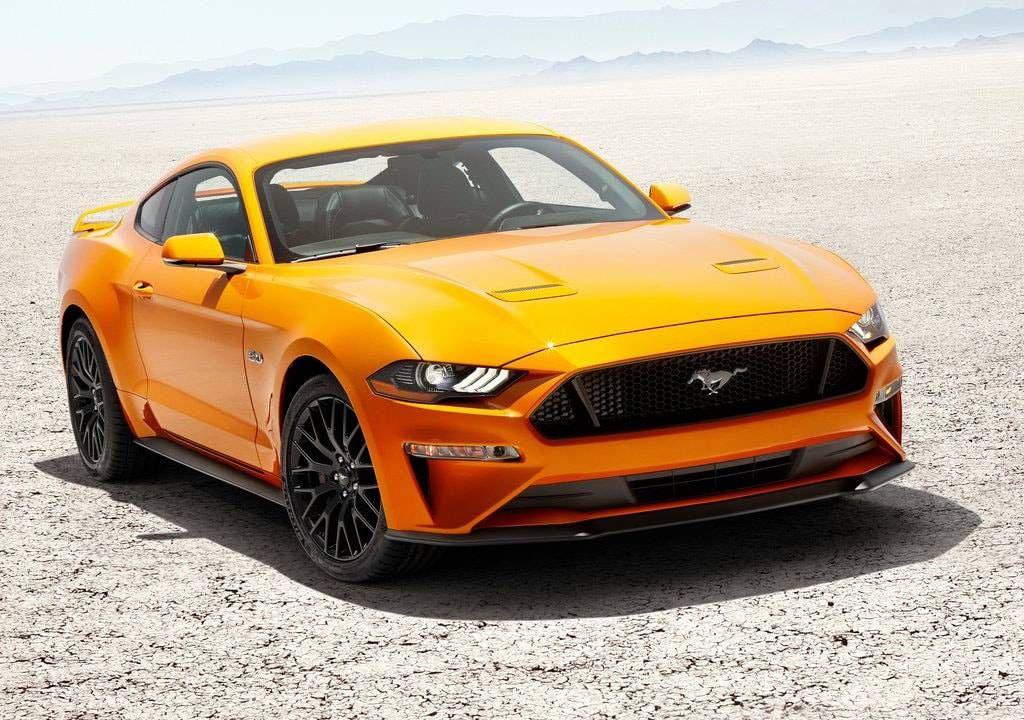 Novo Ford Mustang 2019 2020 Mais Esperto E Mais Poderoso Preco