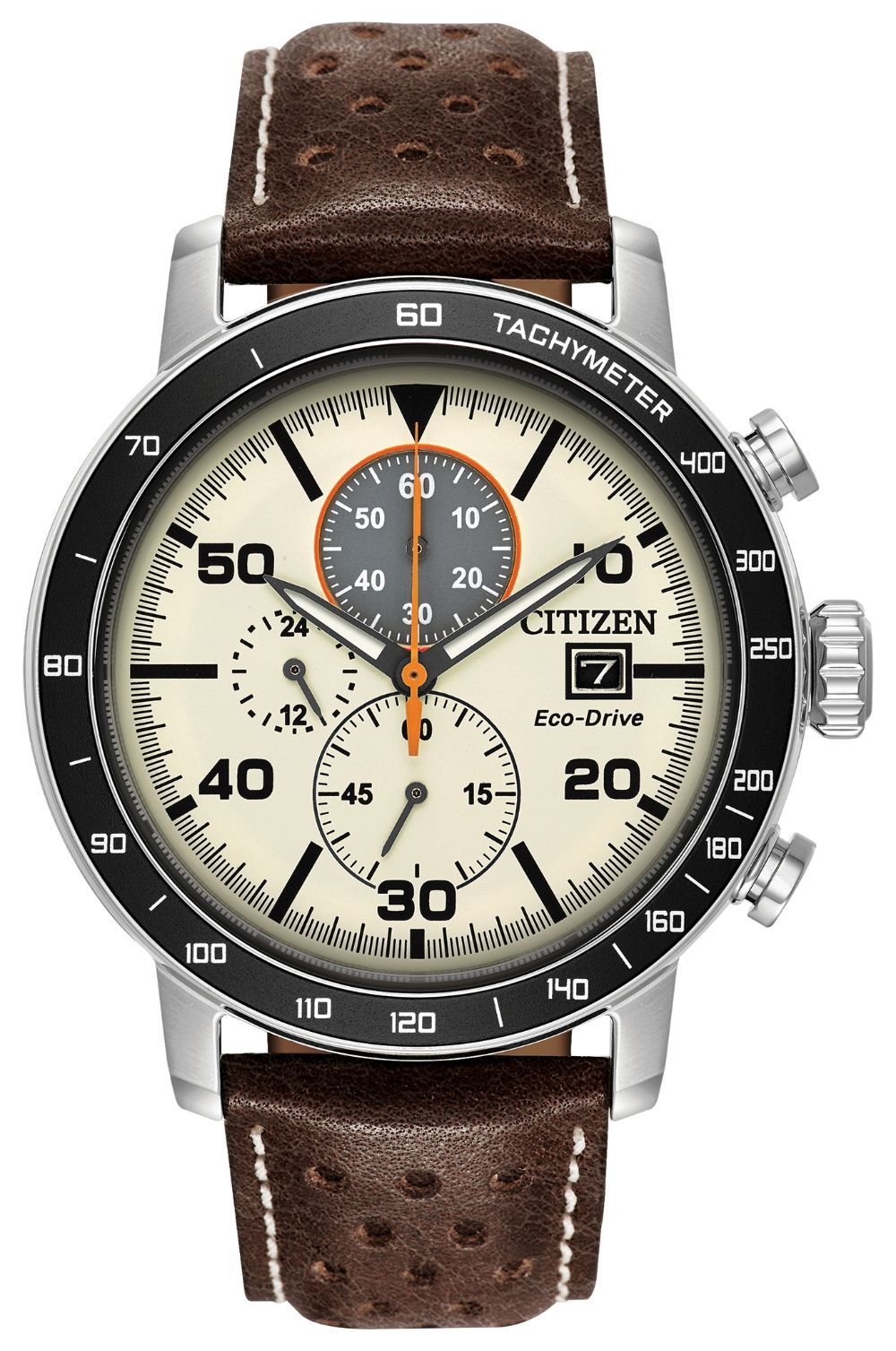 5f7779111 Citizen Brycen CA0649-06X Stainless Steel Leather strap | Time ...