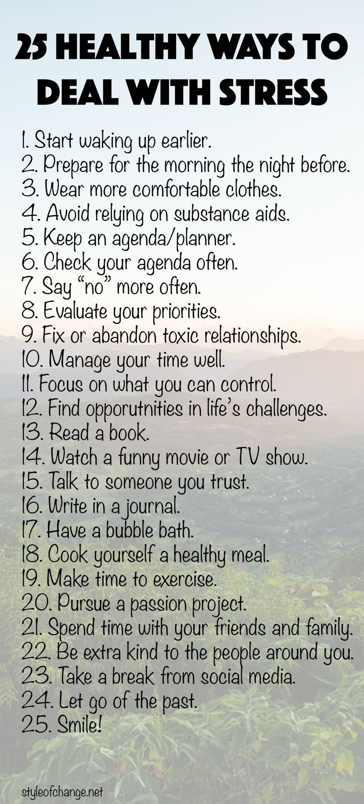 10 Ways to Cope With Depression