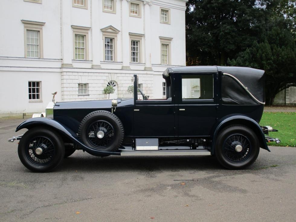 1927 Rolls-Royce Phantom I for sale - Town Car by Brewster (Left ...