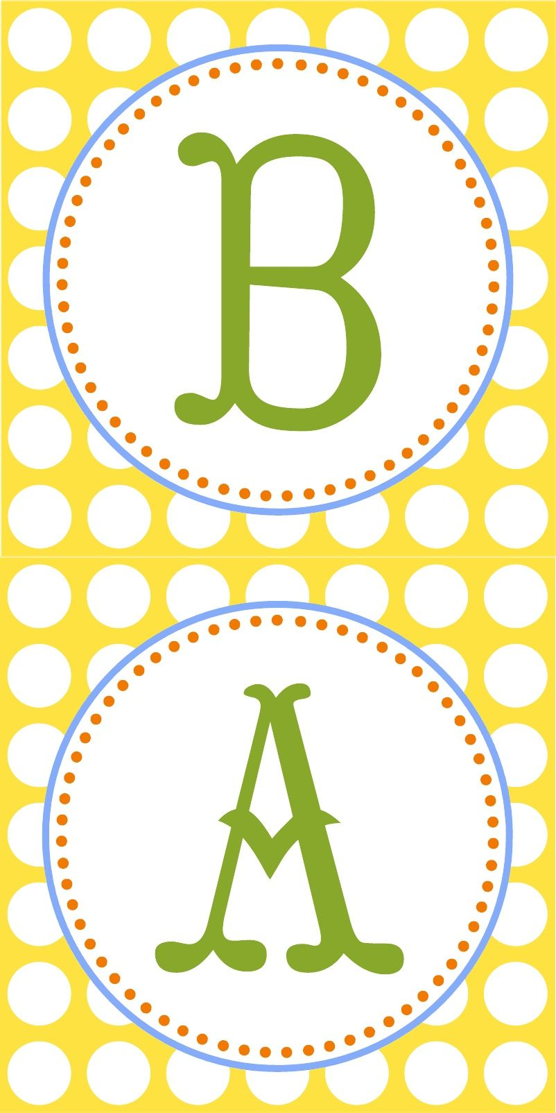 A  Z Labels  Paper Craft    Free Printables Craft And