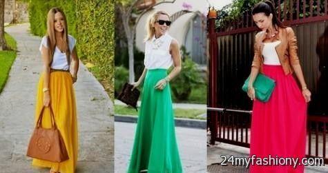 Resultado de imagen para maxi dress casual tumblr | faldas ...