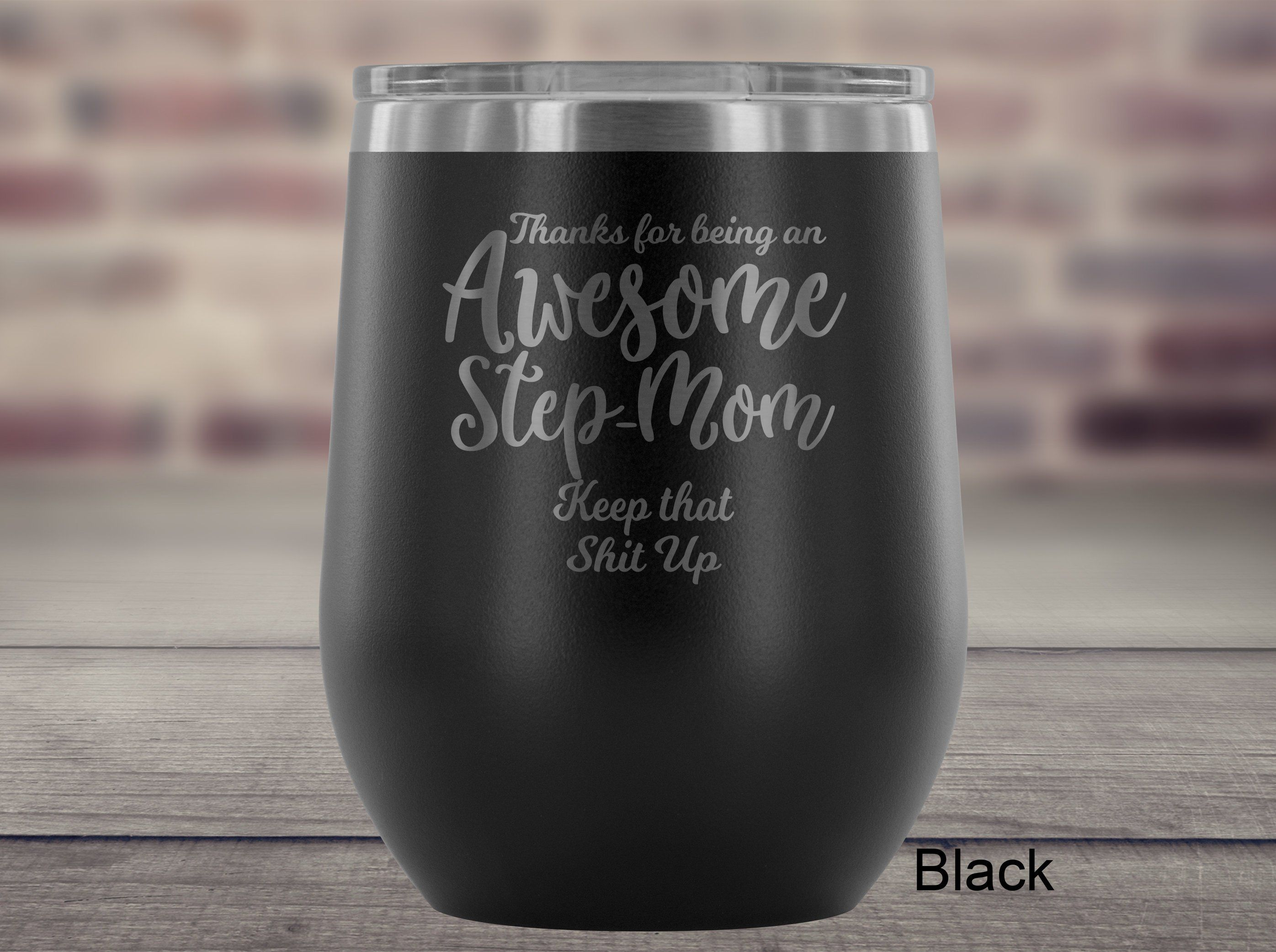 Step Mom Gives Son Gift