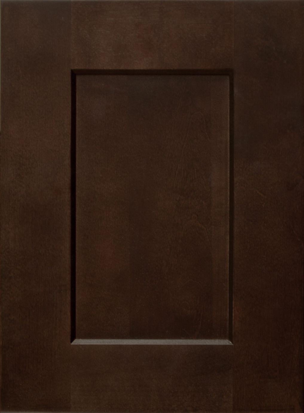 Shaker Espresso Sample Door custom white cabinets, online kitchen ...