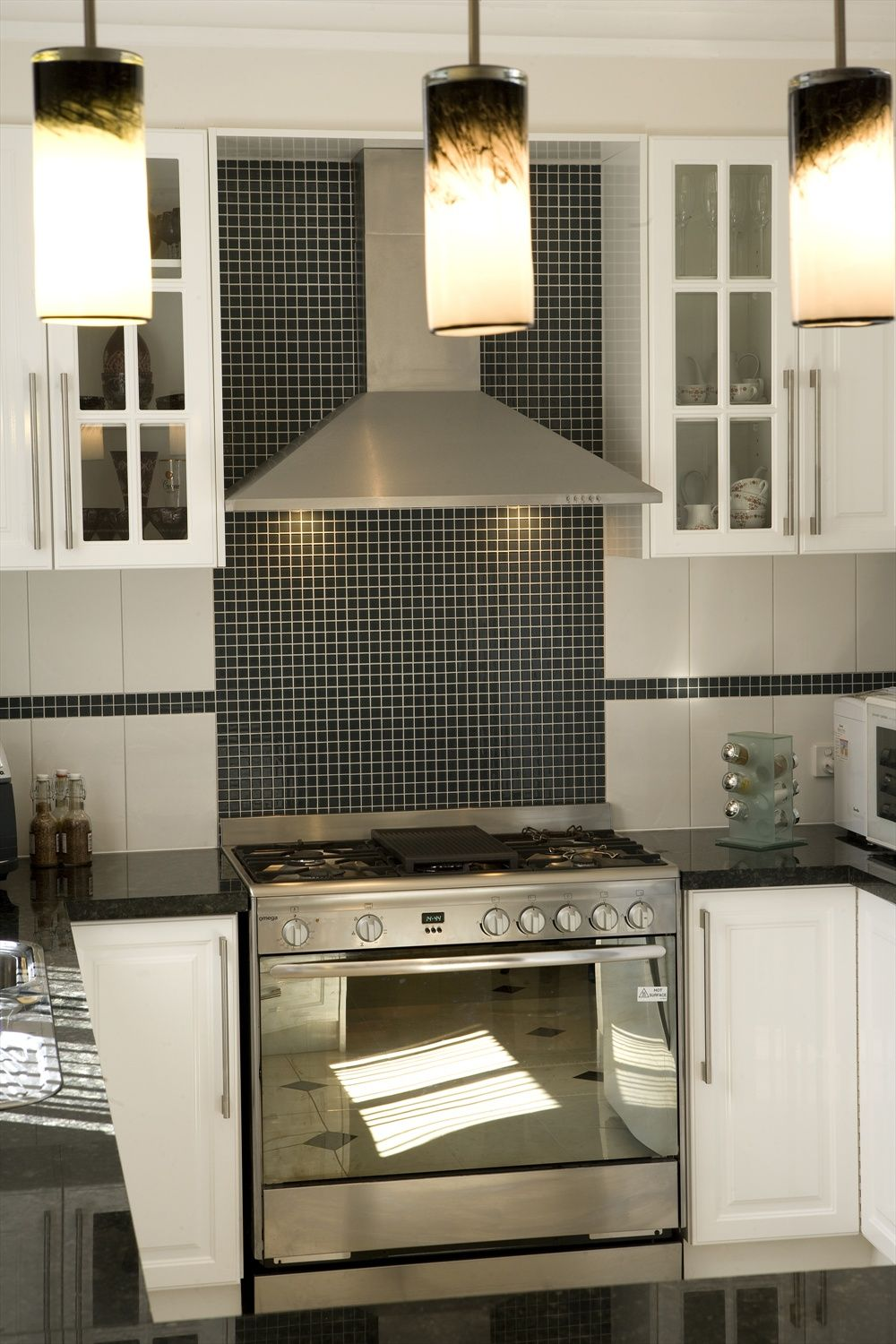 Kitchen Interior Fittings Love These Kitchen Tiles The Light Fittings Are Cool Too Ideas