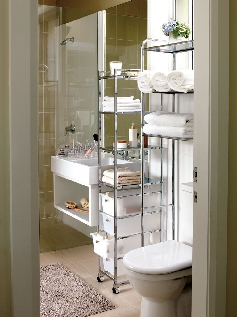 Ideas para aprovechar rincones | Decoración de baño ...